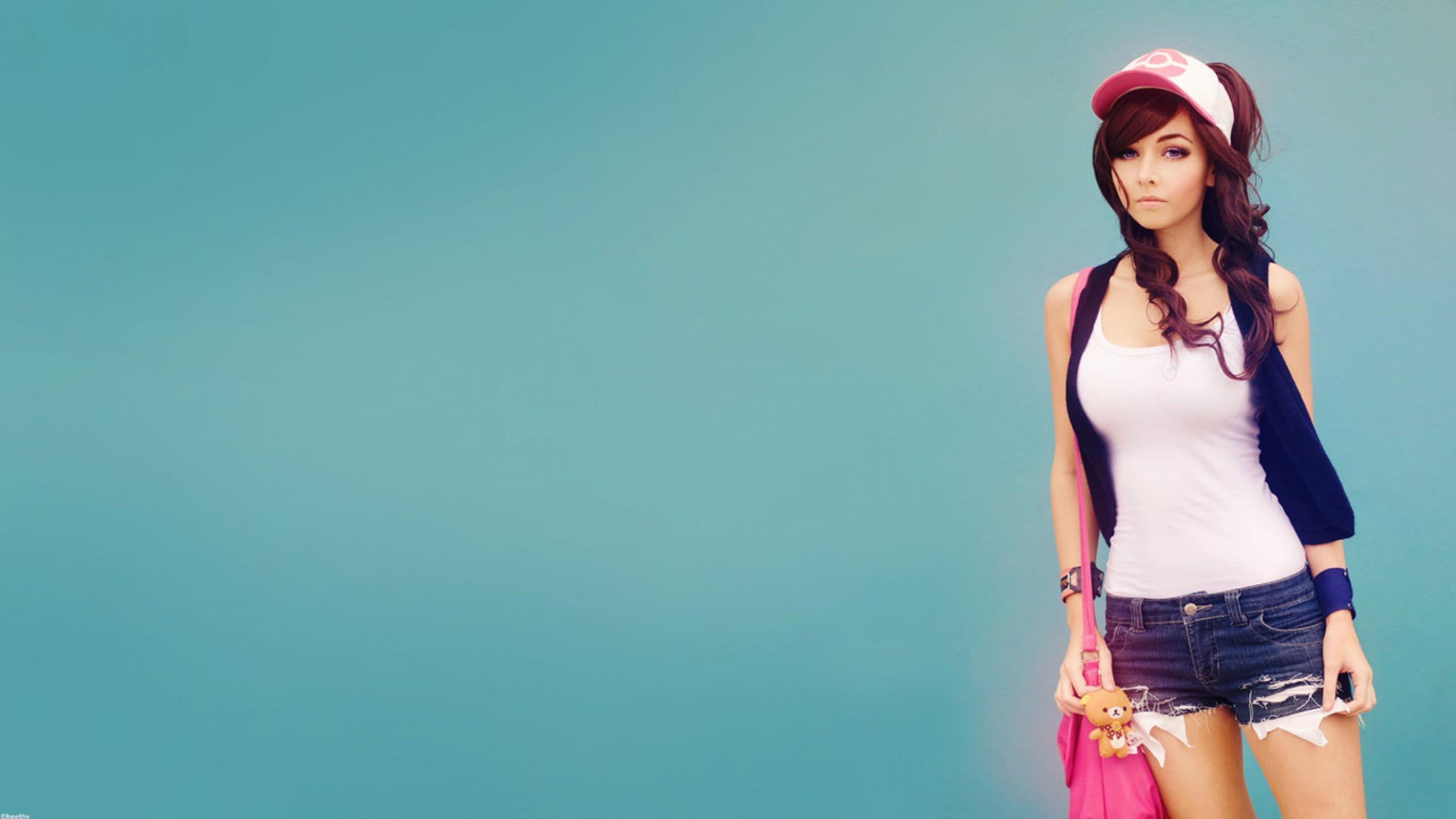 A Beautiful Girl Wallpaper Hd 1080P