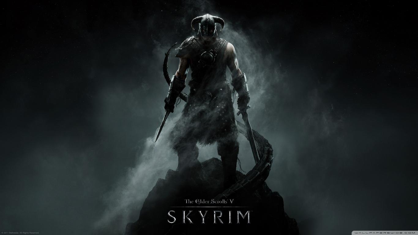 The Elder Scrolls V - Skyrim HD desktop wallpaper : Widescreen
