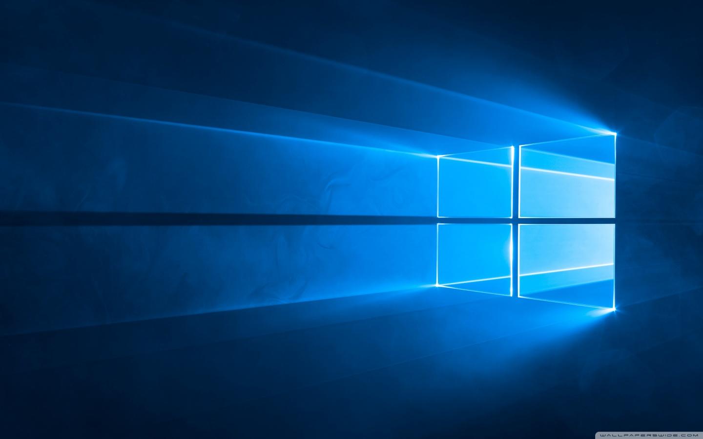 Windows 10 Hero 4K HD desktop wallpaper : Widescreen : Fullscreen