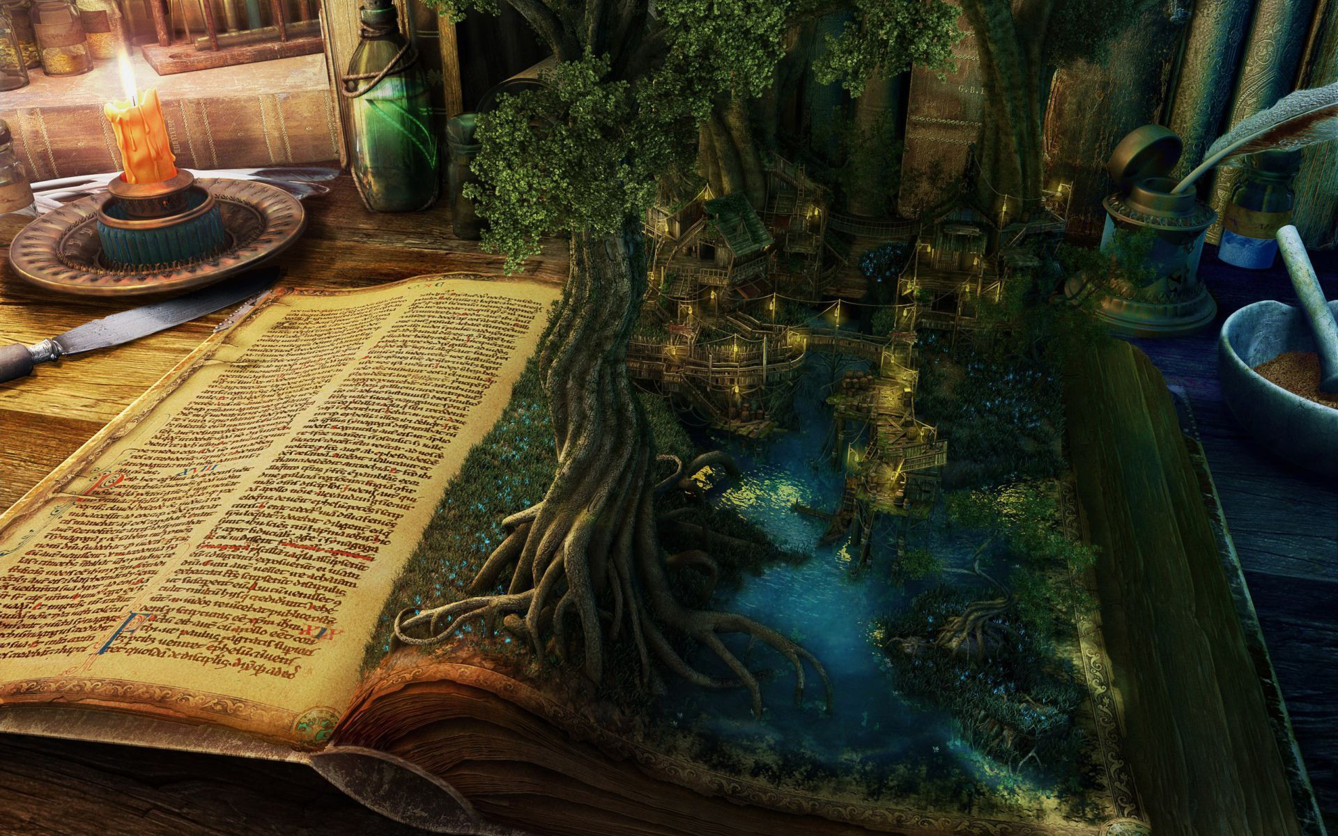 17 Best images about Fantasy and Illustration Wallpaper on