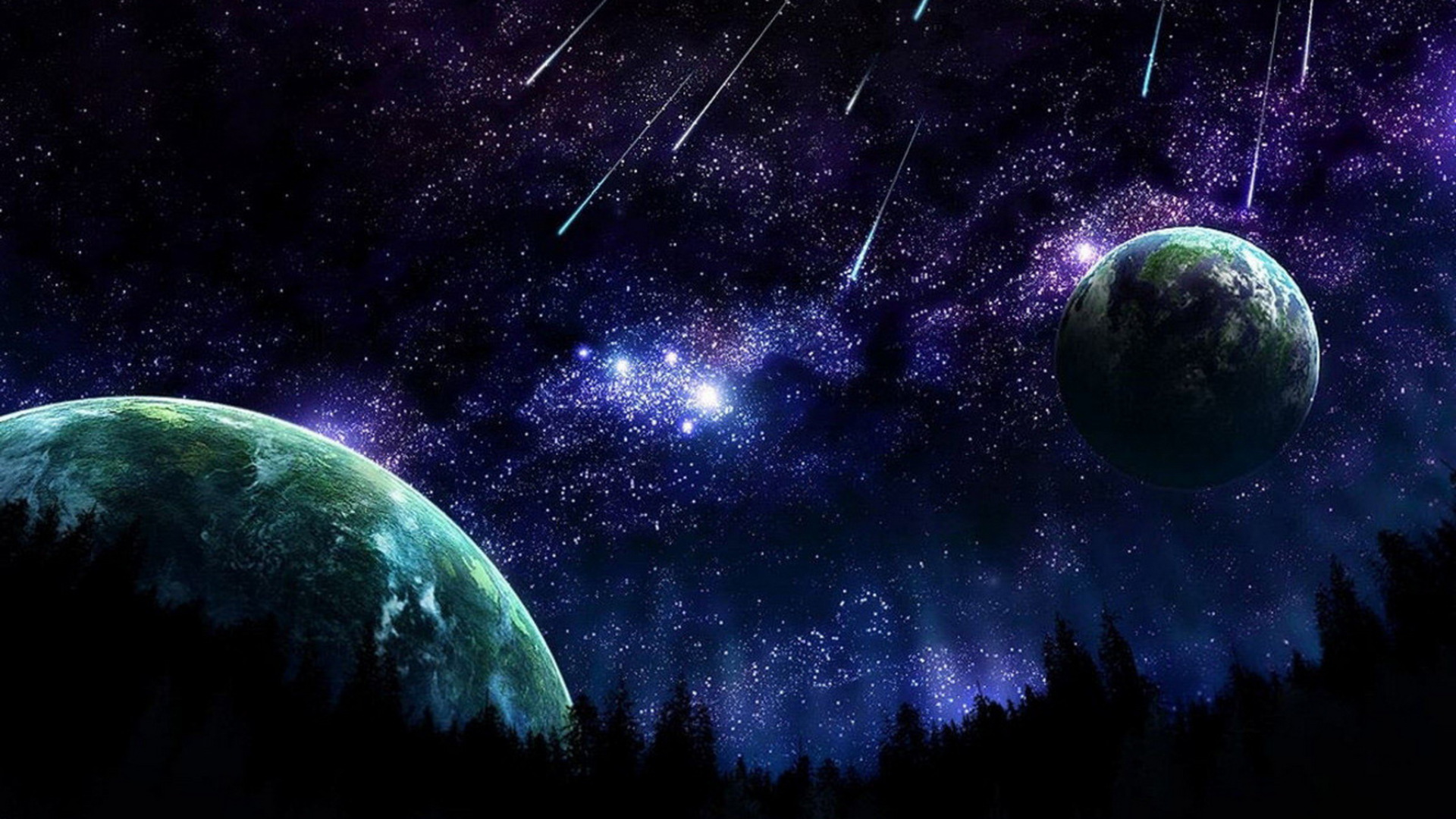 1920X1080 Space Wallpapers - WallpaperSafari
