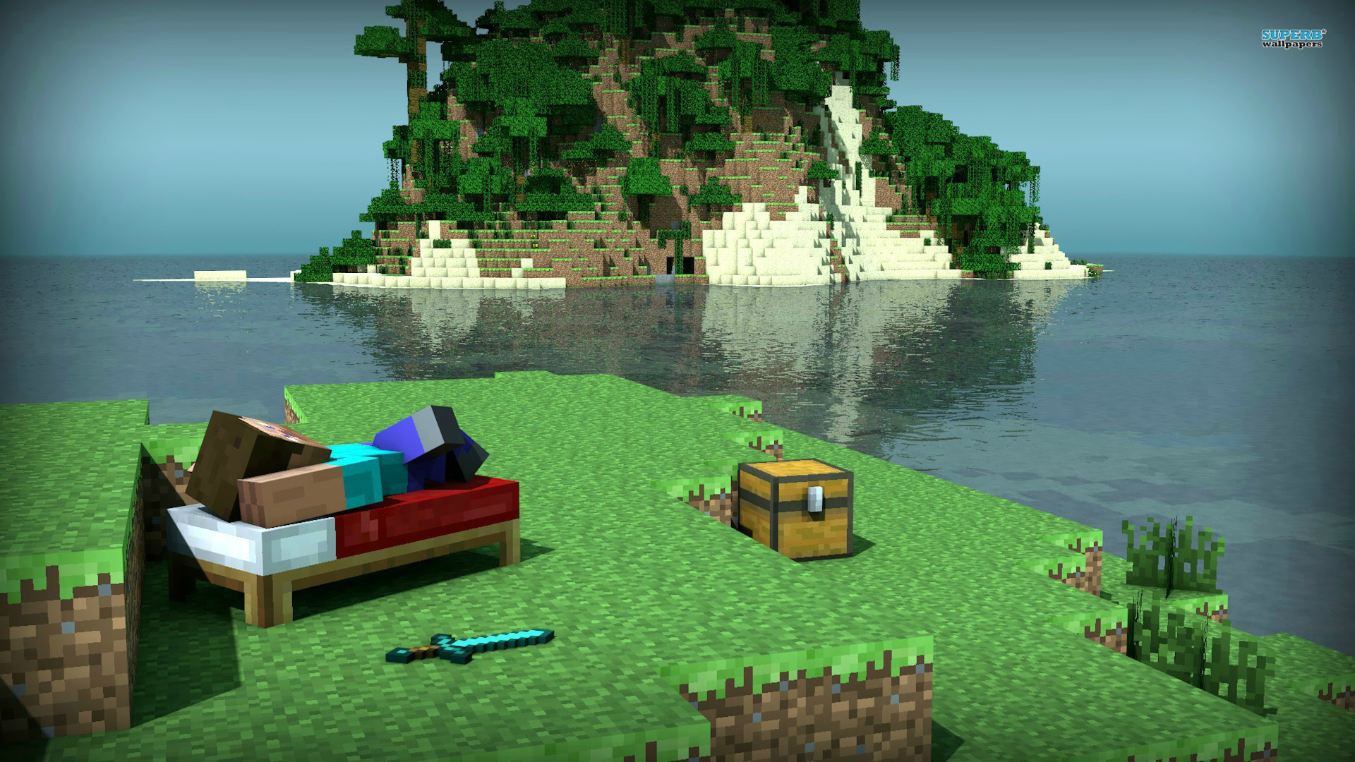 Wallpaper's Collection: «Minecraft Wallpapers»