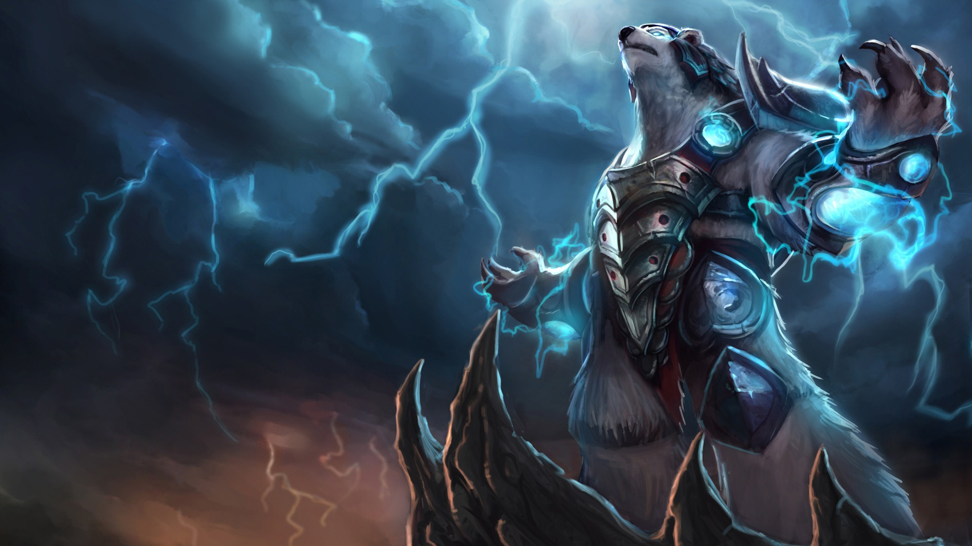 League of Legends game HD wallpapers #4 - 1920x1080 Wallpaper