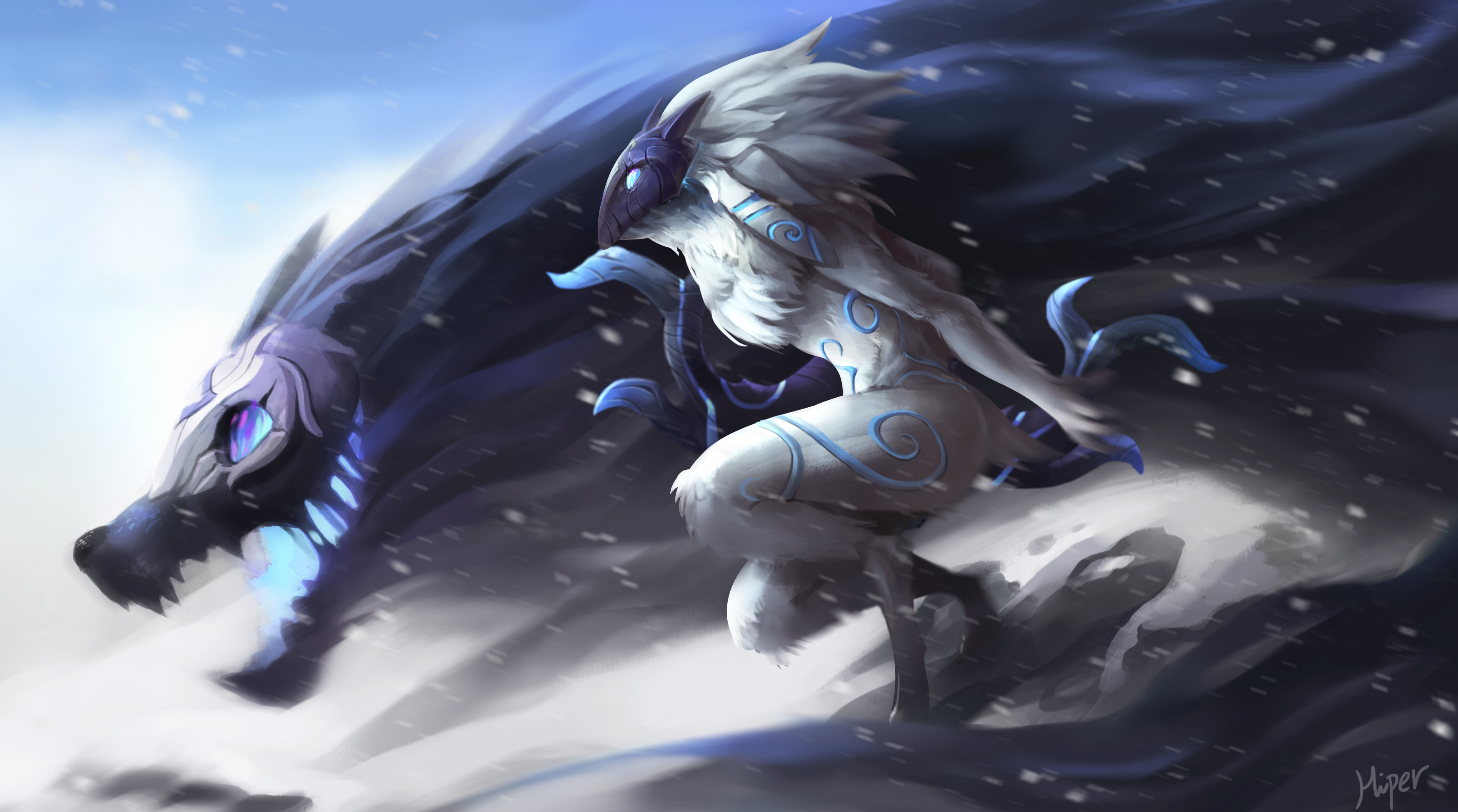 3233 League Of Legends HD Wallpapers | Backgrounds - Wallpaper Abyss