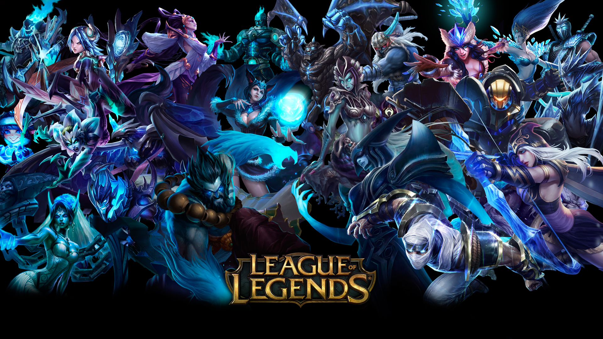 League of Legends Wallpapers 1920x1080 - WallpaperSafari