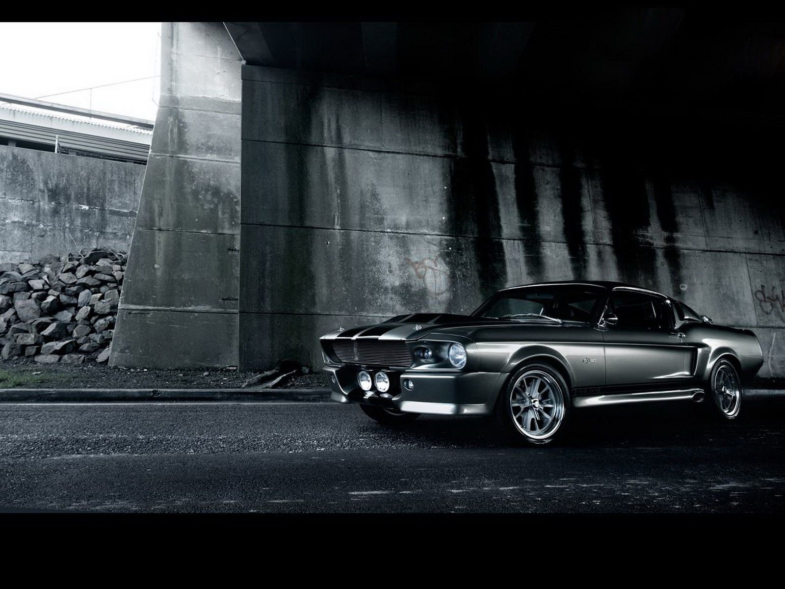 1969 Ford Mustang Wallpaper Sf Wallpaper