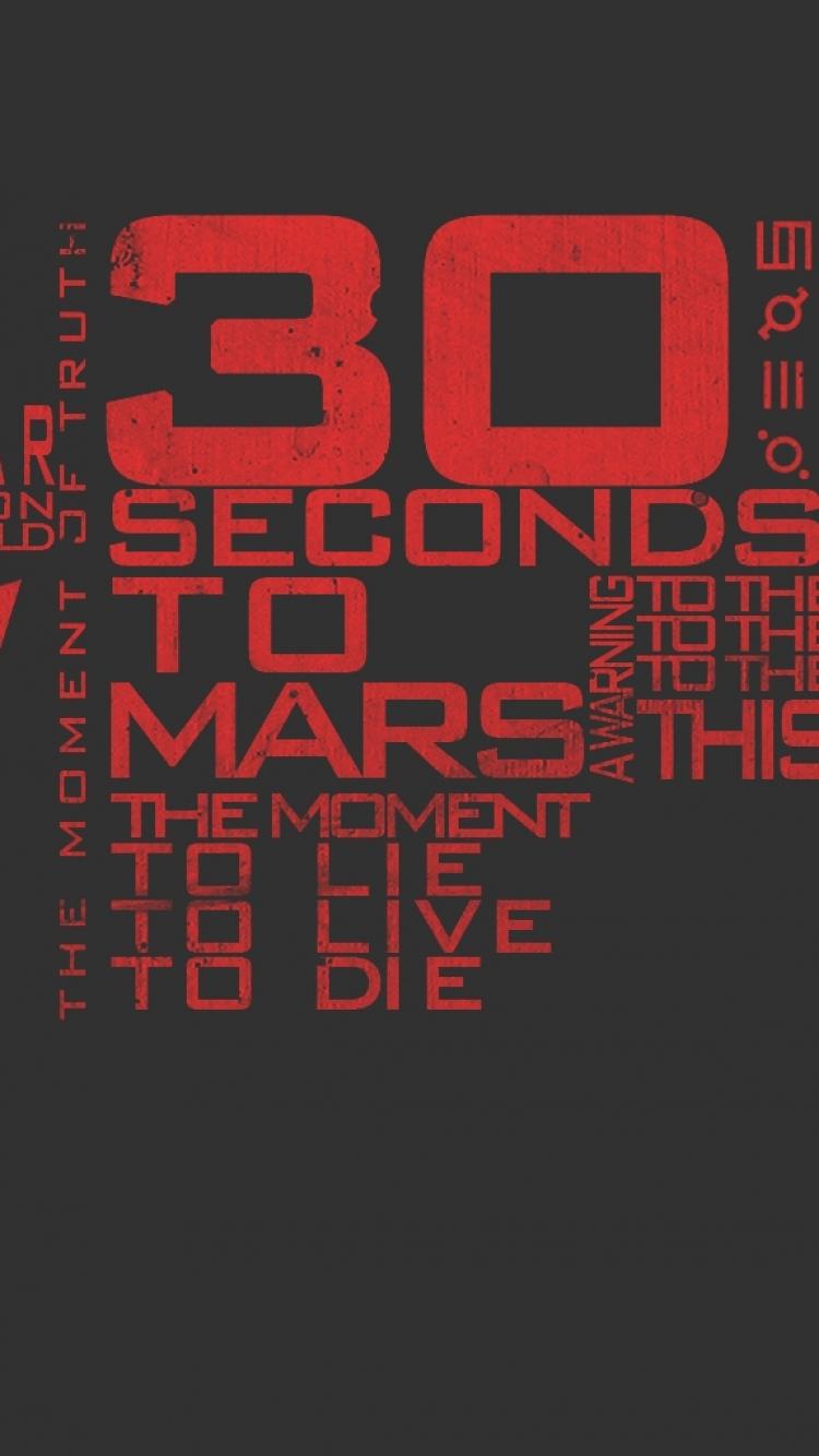IPhone 6 30 Seconds To Mars Wallpapers HD Desktop Backgrounds Src