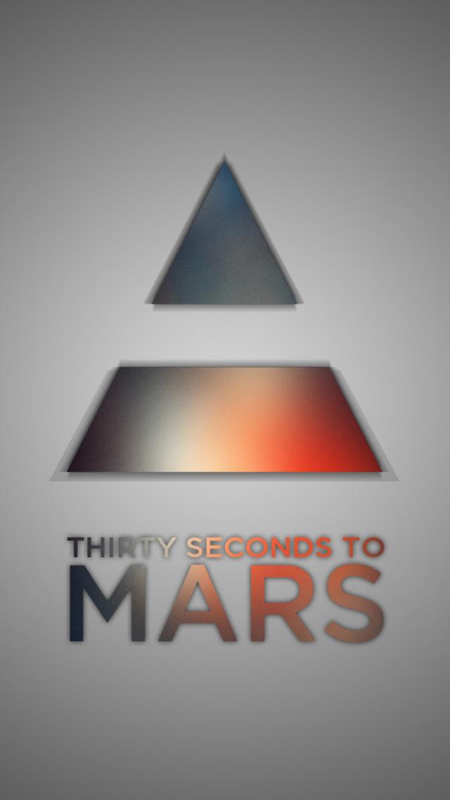 30 Seconds To Mars iPhone Wallpapers - WallpaperPulse