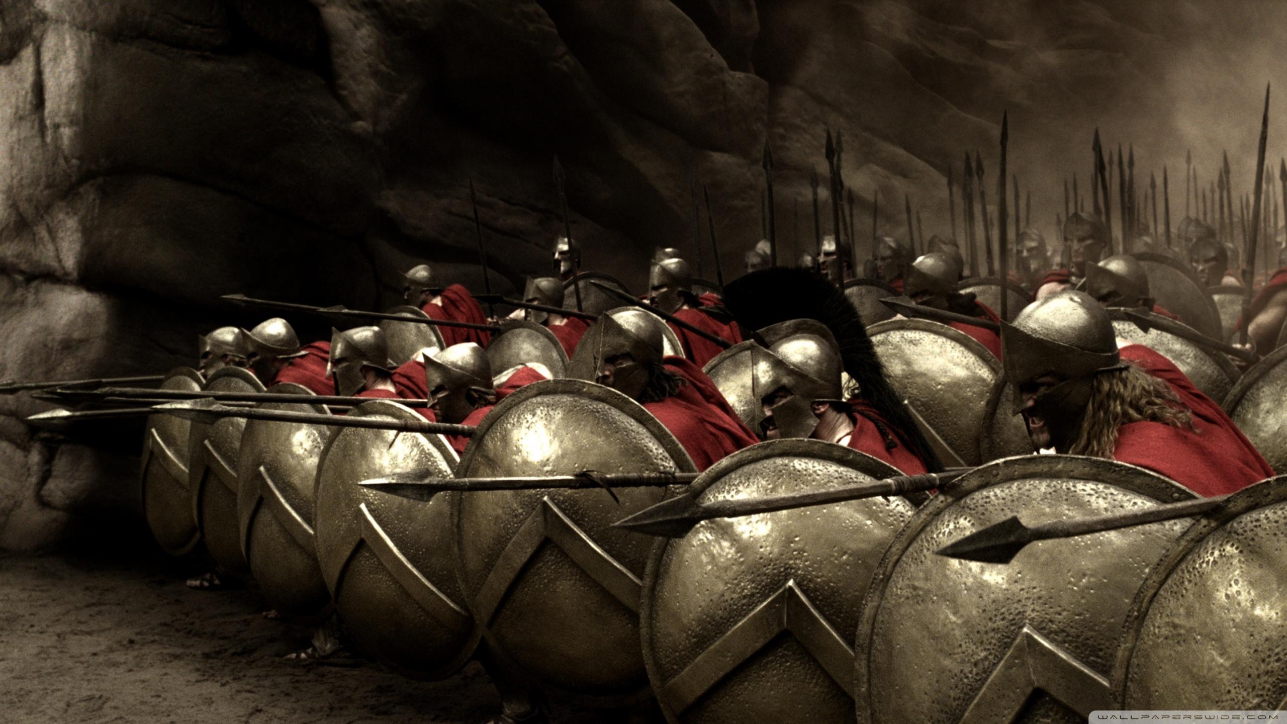 300 Spartans HD desktop wallpaper : Widescreen : High Definition