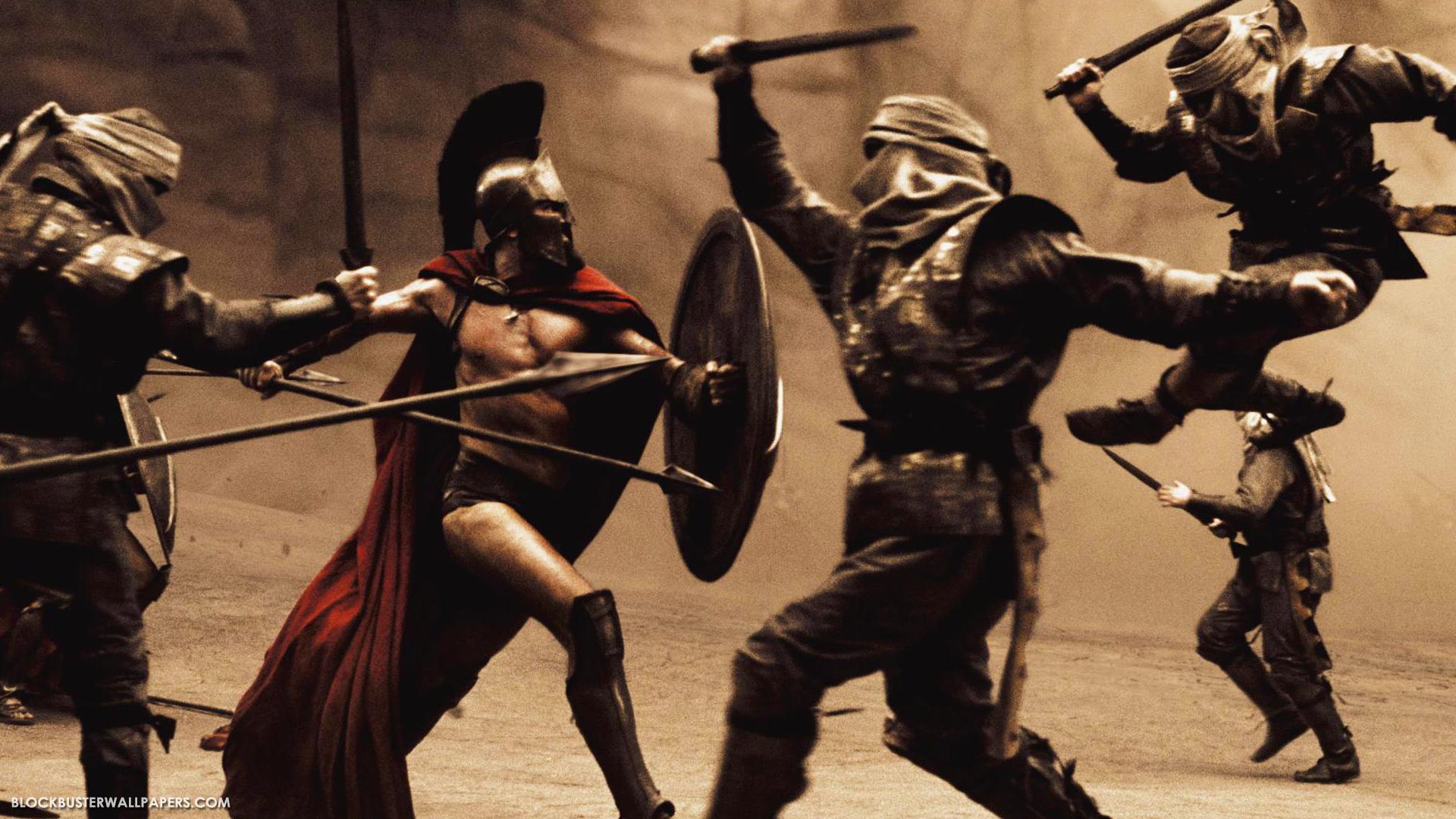 300 Spartans wallpaper | 1680x1050 | #5522