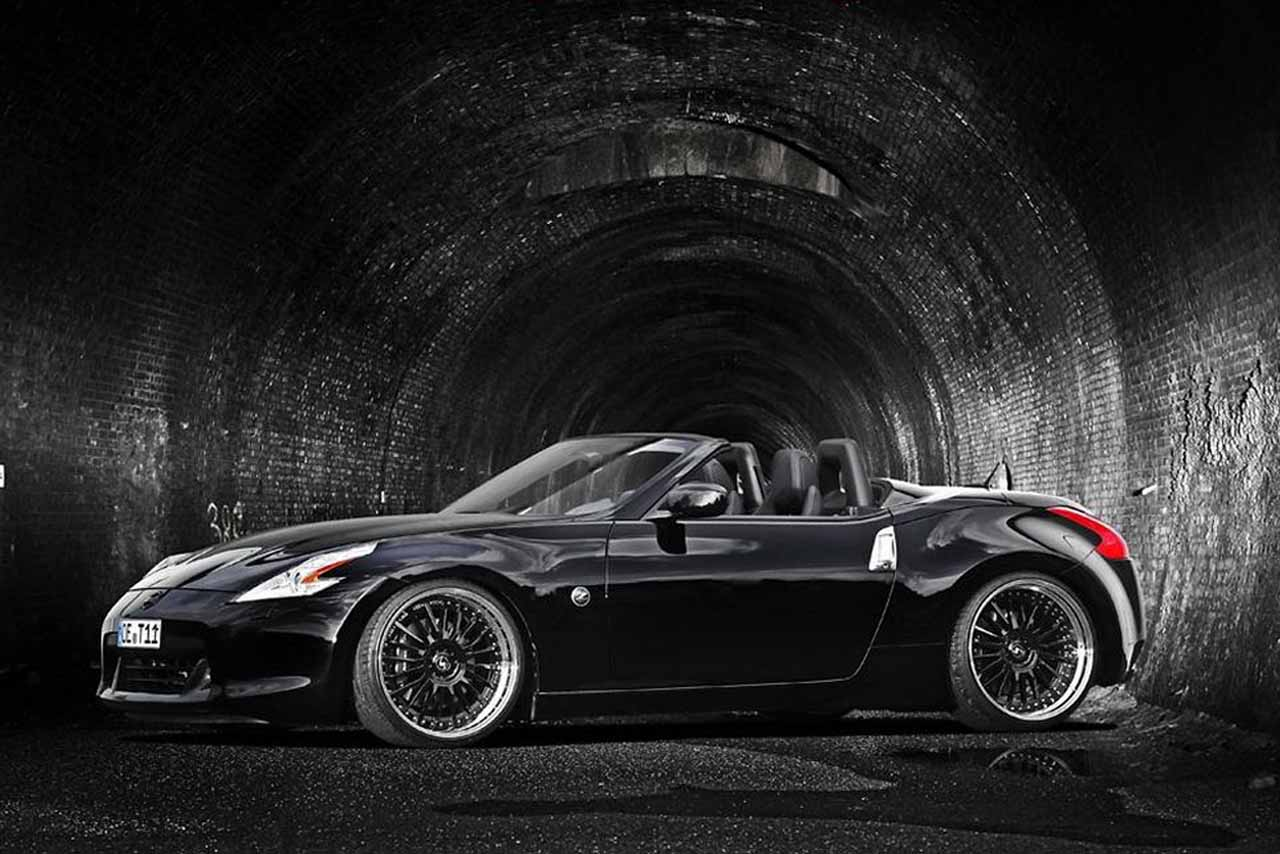 Nissan 370Z Wallpapers - Wallpaper Cave