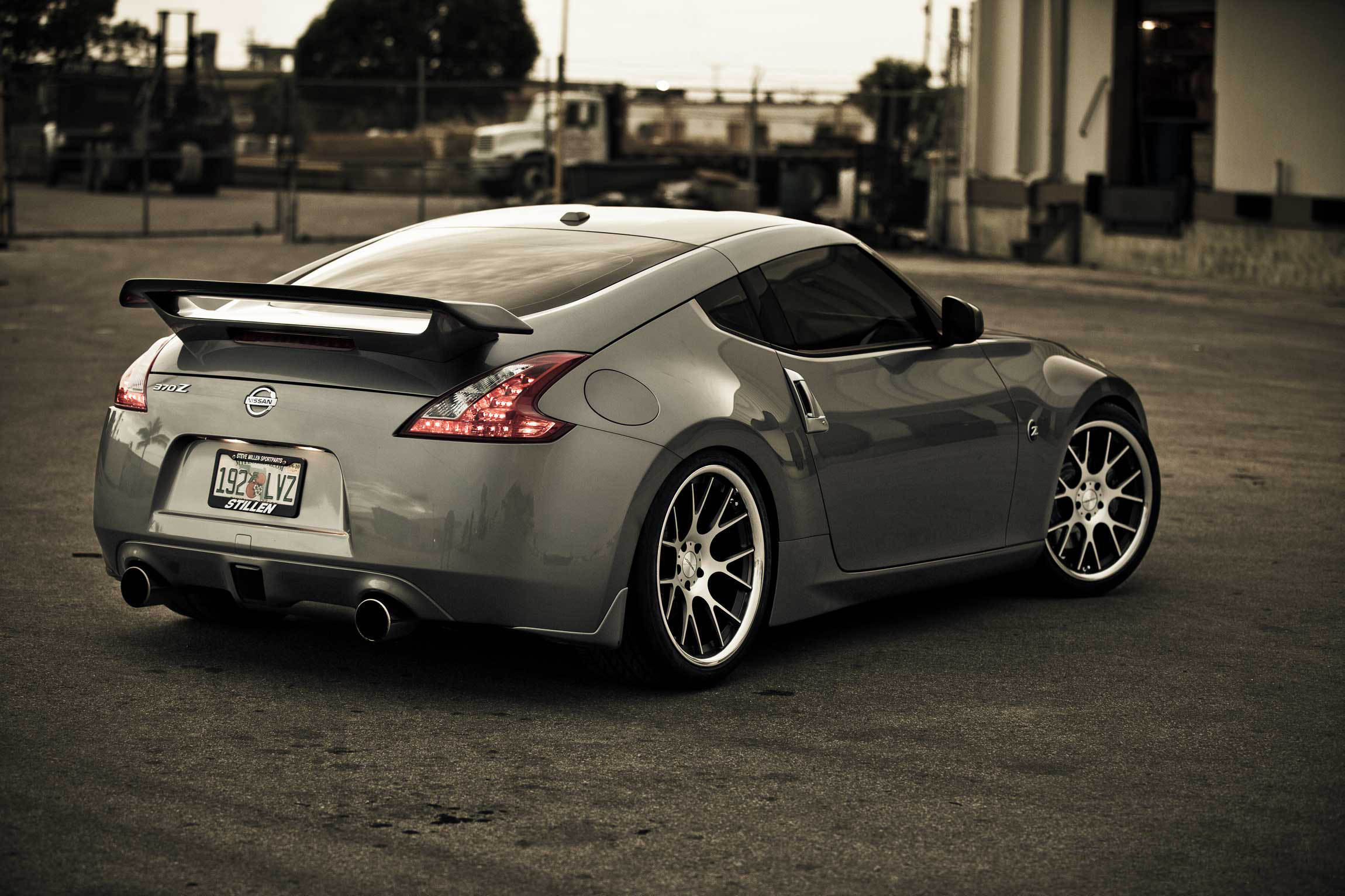 64 Nissan 370Z HD Wallpapers | Backgrounds - Wallpaper Abyss