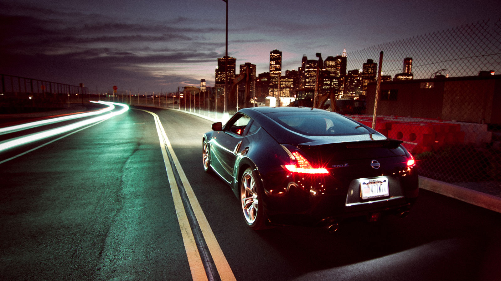 Nissan 370Z Wallpapers Group (90+)
