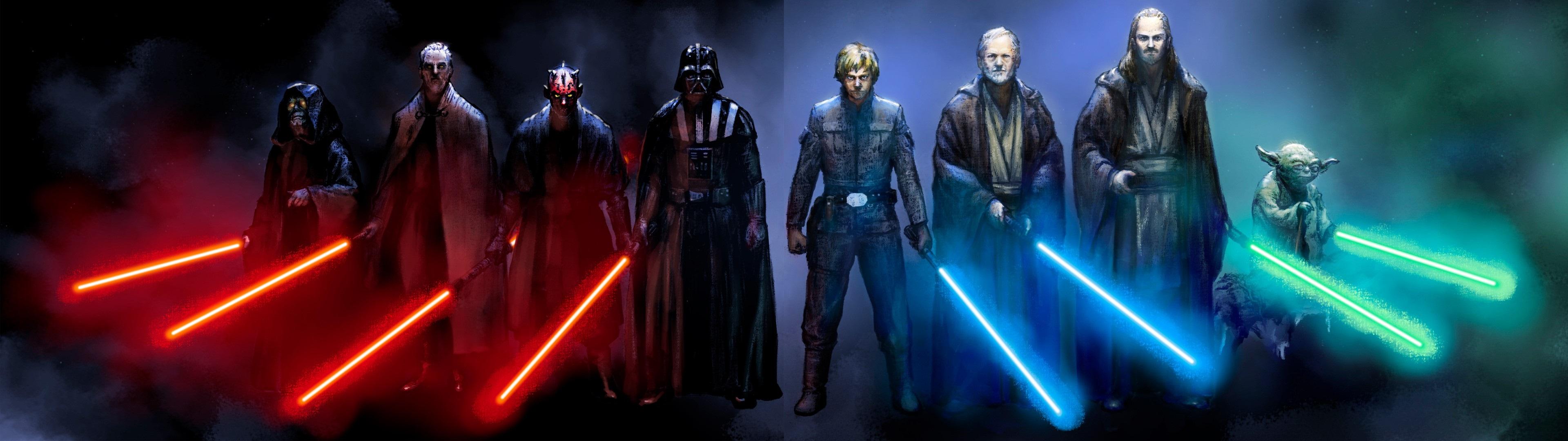 3840x1080 Wallpaper Star Wars - WallpaperSafari