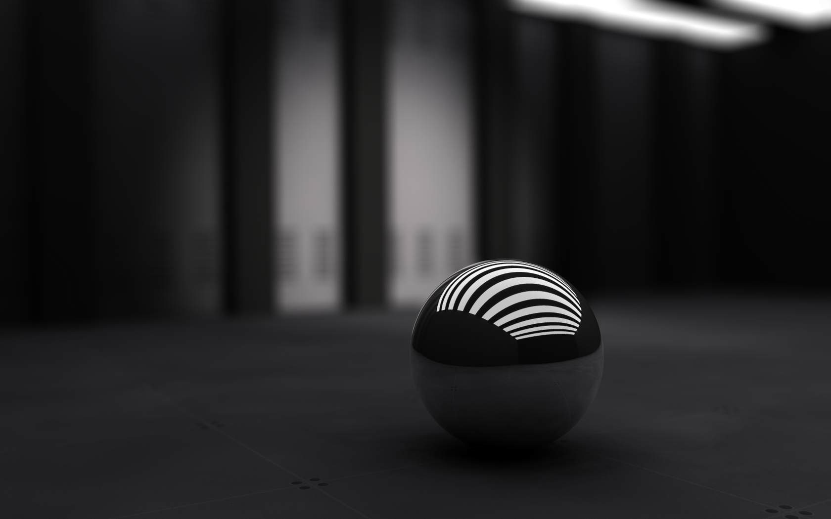 Download Best HD 3d Black ball Wallpapers for your Desktop Mobiles