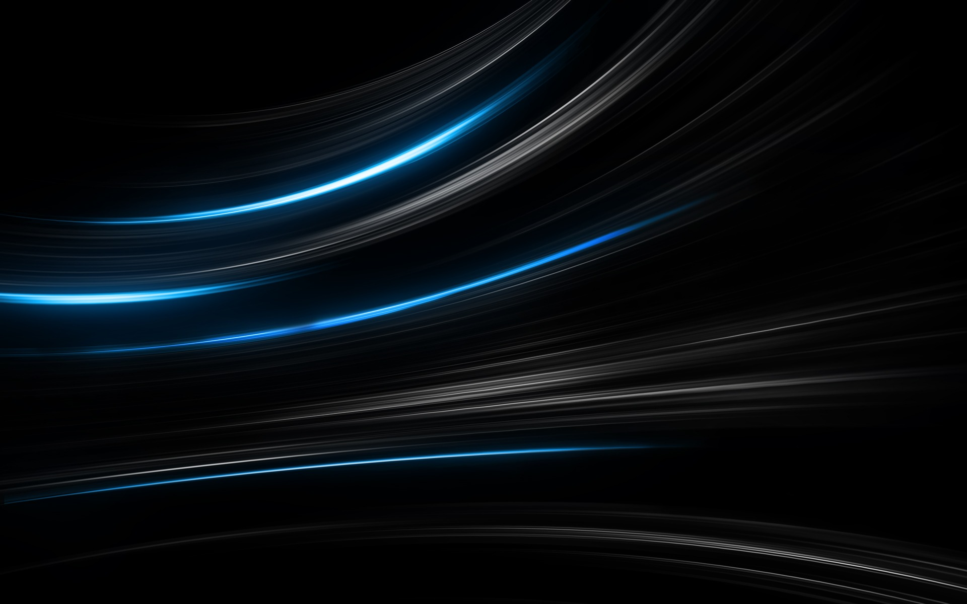 Black blue wallpaper abstract 3d wallpapers for free download