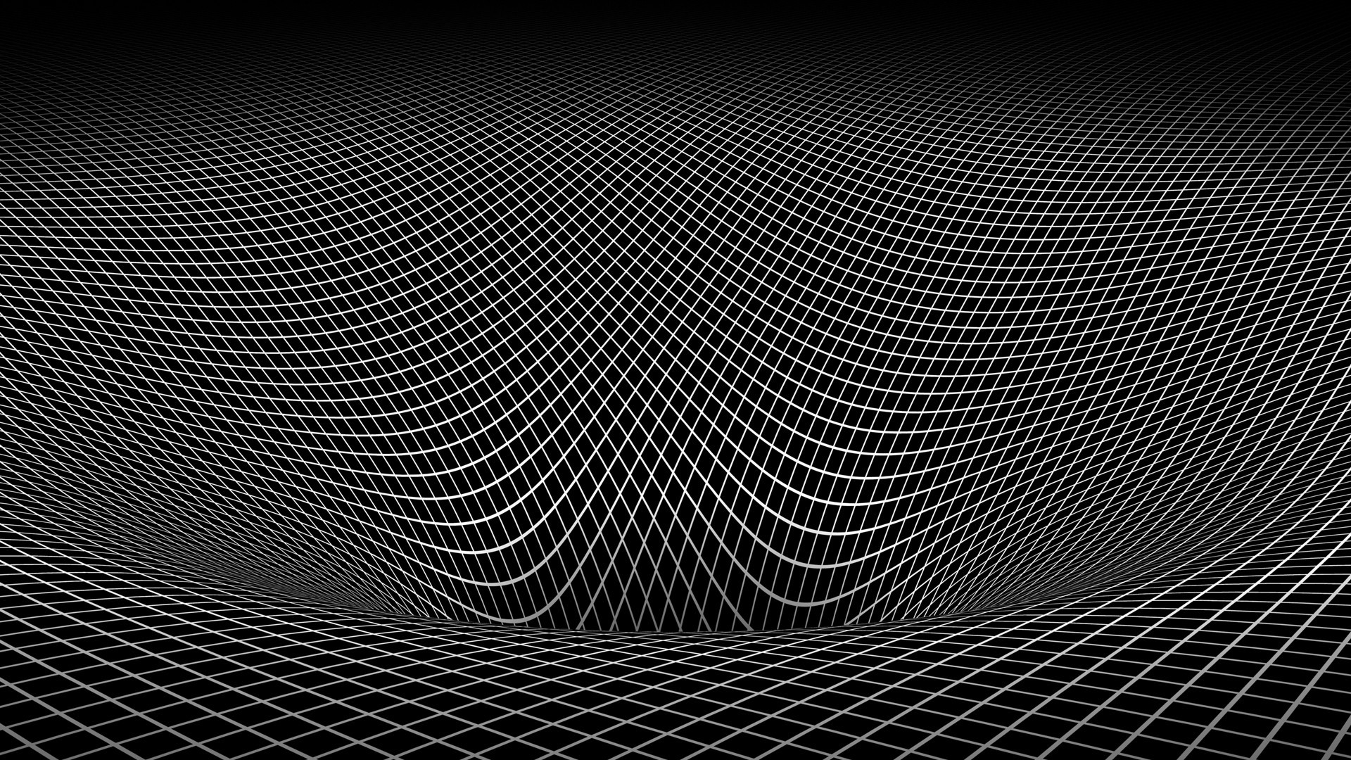 Black and White 3D Wallpaper - WallpaperSafari