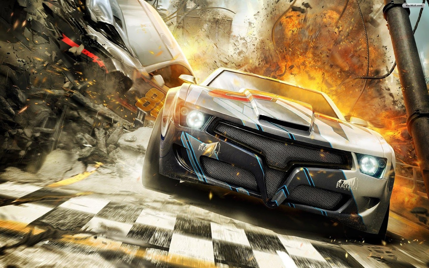 3D Racing Car Wallpaper - Android Apps on Google Play