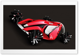WallpapersWide com | 3D Cars HD Desktop Wallpapers for Widescreen