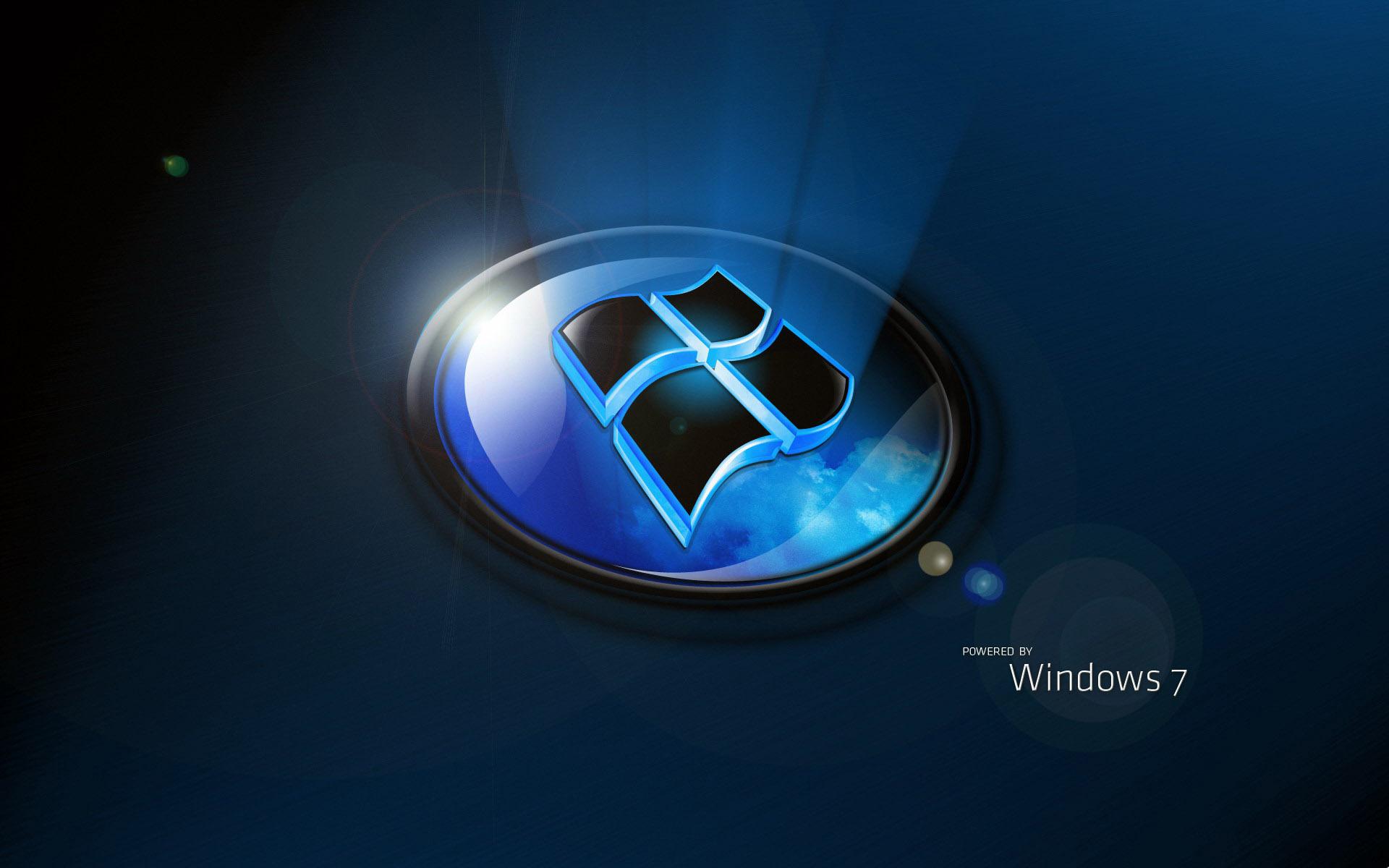 Wallpapers Windows 7 3D (84+)