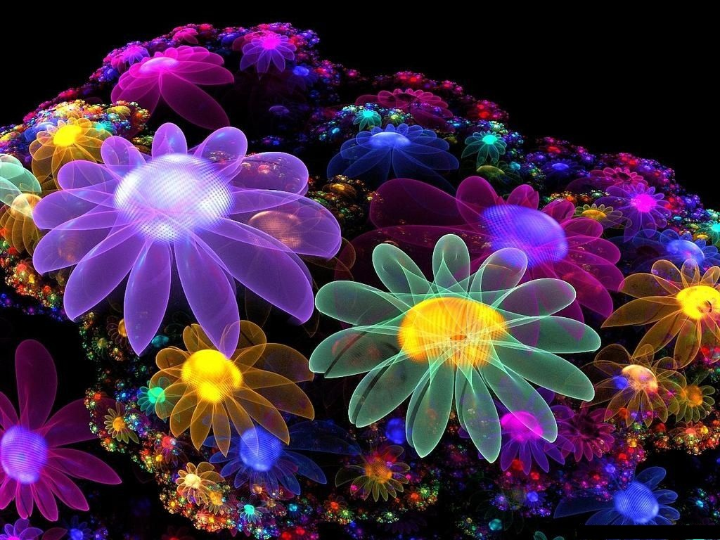 3d Flower Wallpaper, Adorable HDQ Backgrounds of 3D Flower, 35 3D