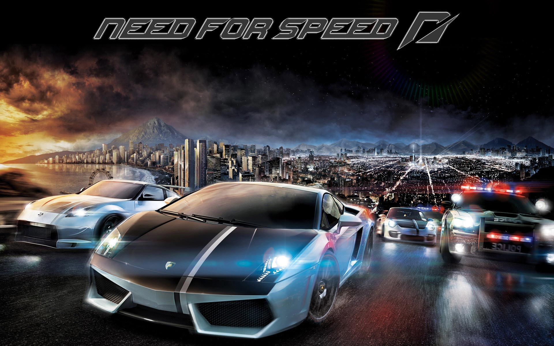 Need For Speed 3D Games Wallpaper HD #9211 Wallpaper | High