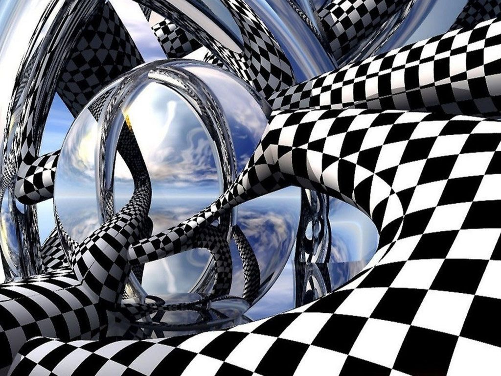 3D Illusion Wallpapers - Wallpaper Cave