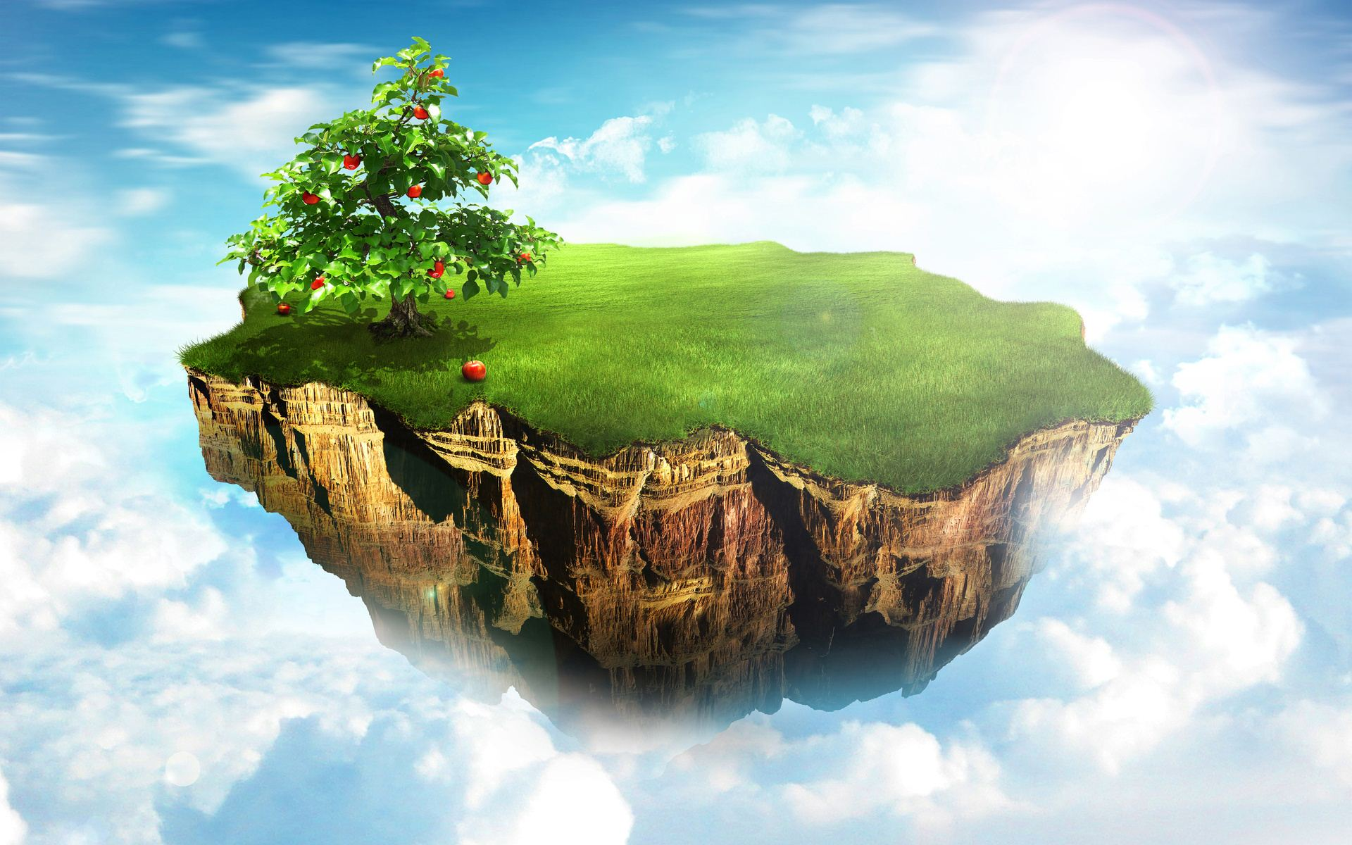 3D images of nature - HD Wallpapers Backgrounds of Your Choice