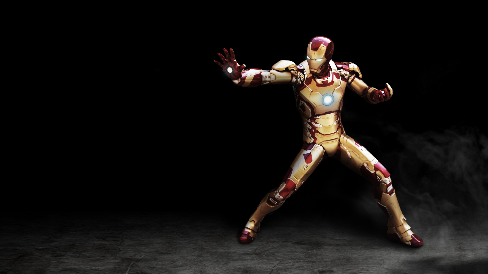 Iron Man Movie 3D Wallpaper #24707 Wallpaper | High Resolution