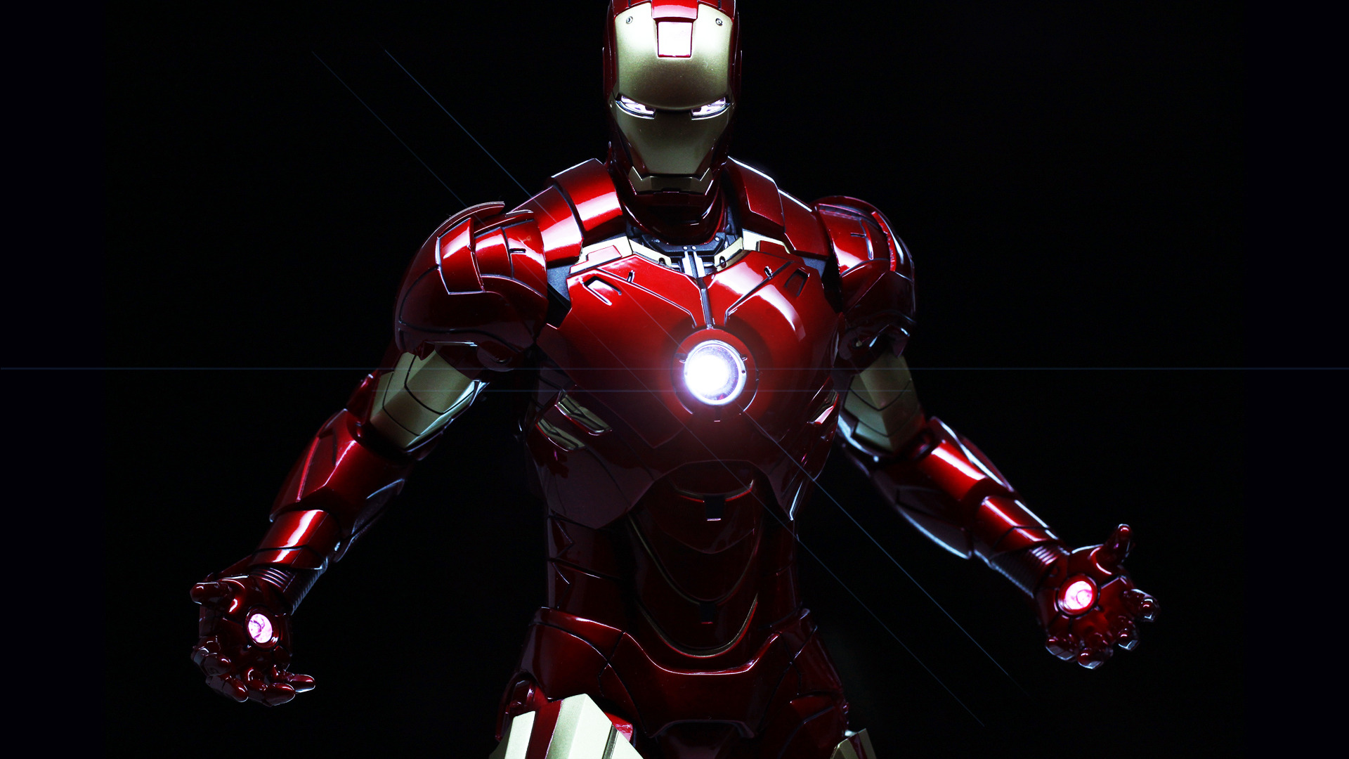 Iron Man Wallpapers for Desktop - WallpaperSafari