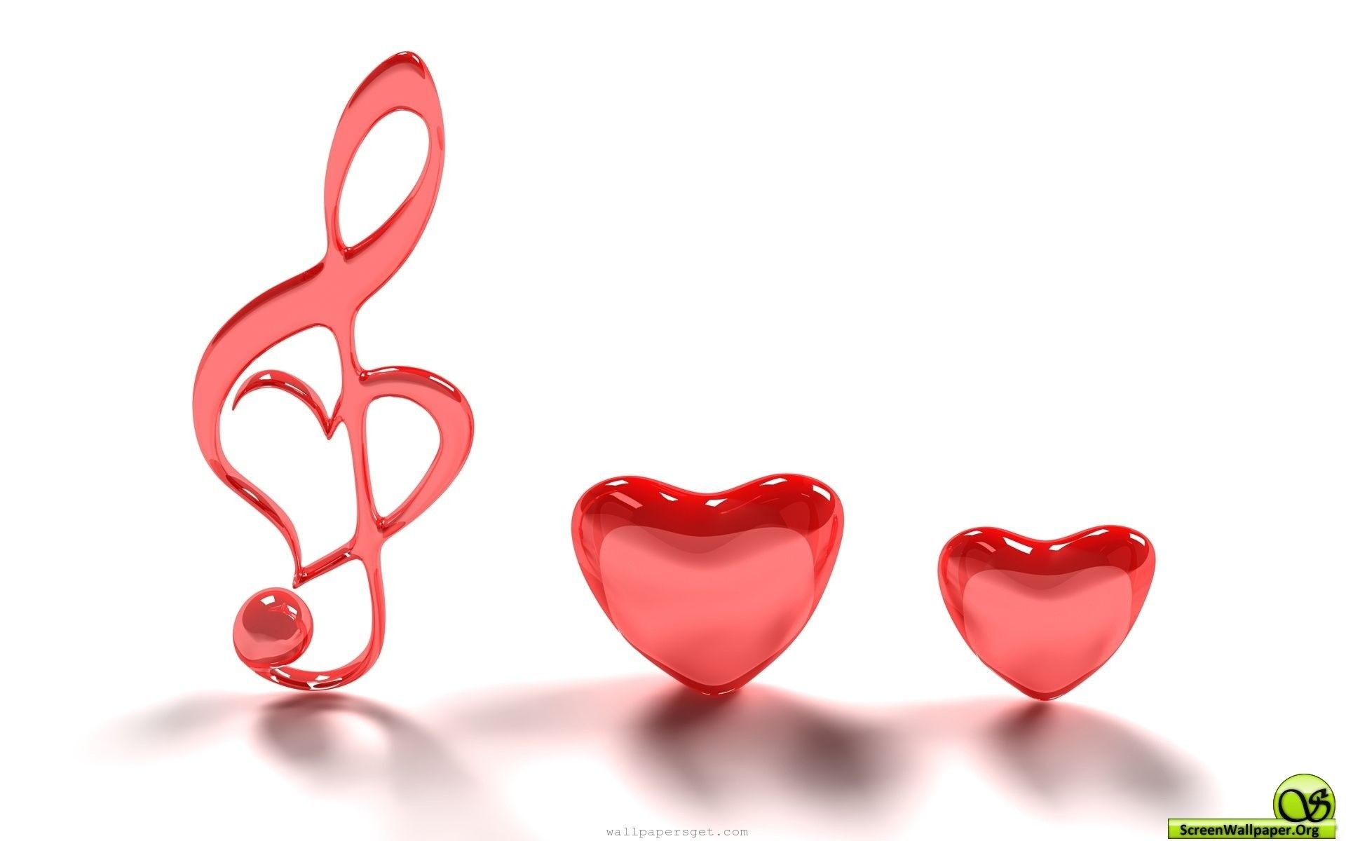 3d Love Wallpapers - Wallpaper Cave