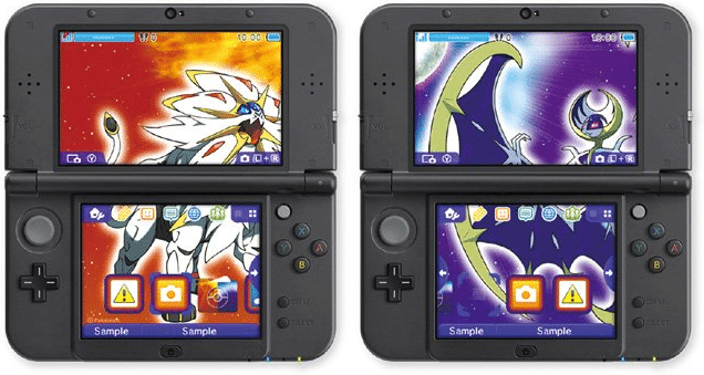Pokémon Sun And Moon' Background: How To Get Solgaleo And Lunala