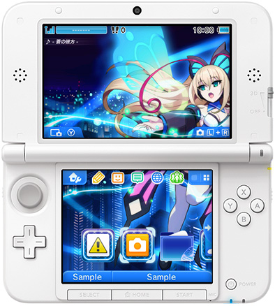Current List of 3DS Home Menu Themes Detailed | Nintendo News