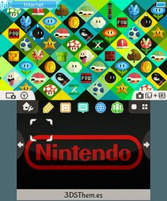3DSThem es - Your new destination for custom 3DS themes | 3DS