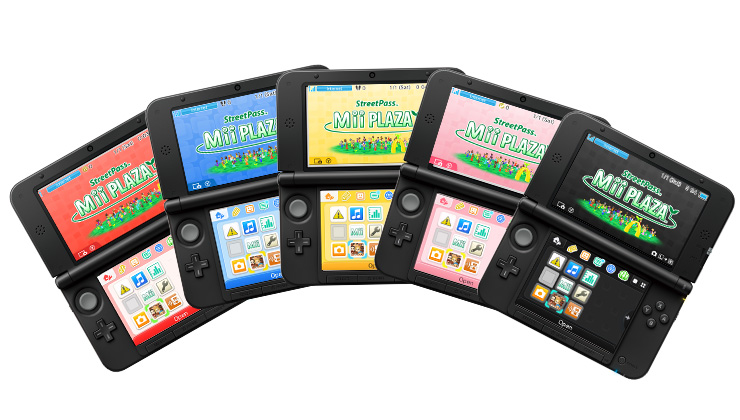 Themes for Nintendo 3DS - Nintendo Official Site