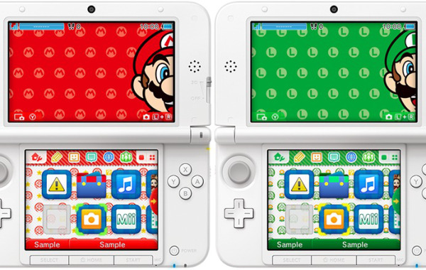 3DS backgrounds – My Nintendo News