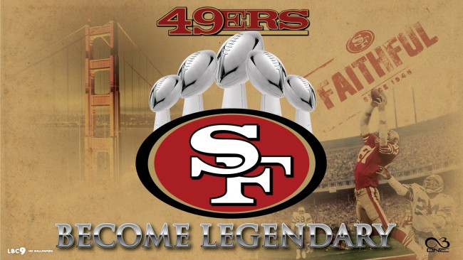 Super Bowl-Caliber San Francisco 49ers Browser Chrome Themes and
