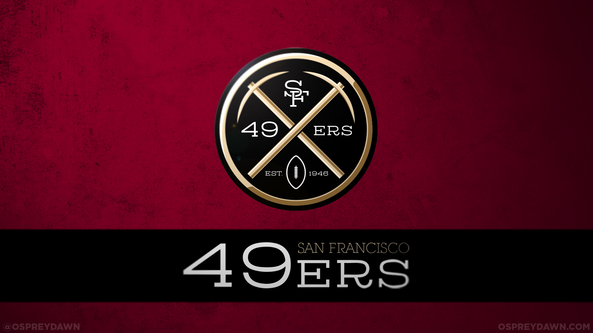 The San Francisco 49ers - Osprey Dawn