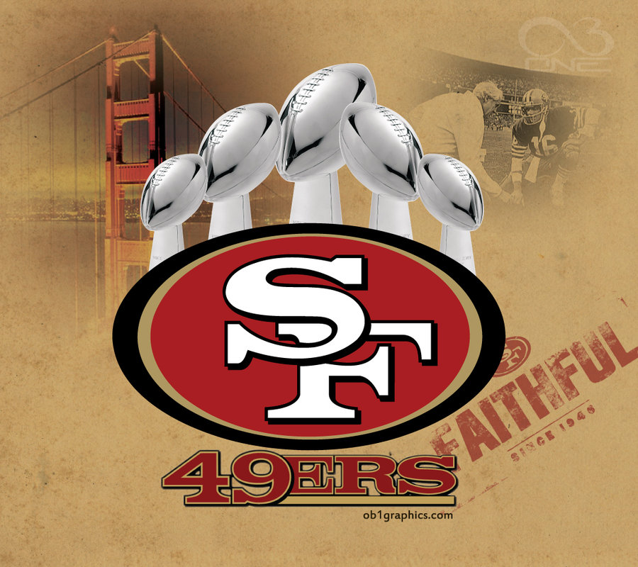 49ers Wallpaper, Full HDQ 49ers Pictures and Wallpapers Showcase (48+)
