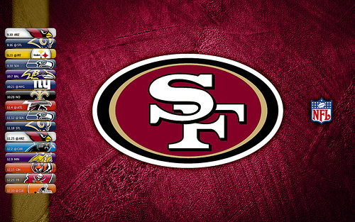 49ERS Live Wallpaper - WallpaperSafari