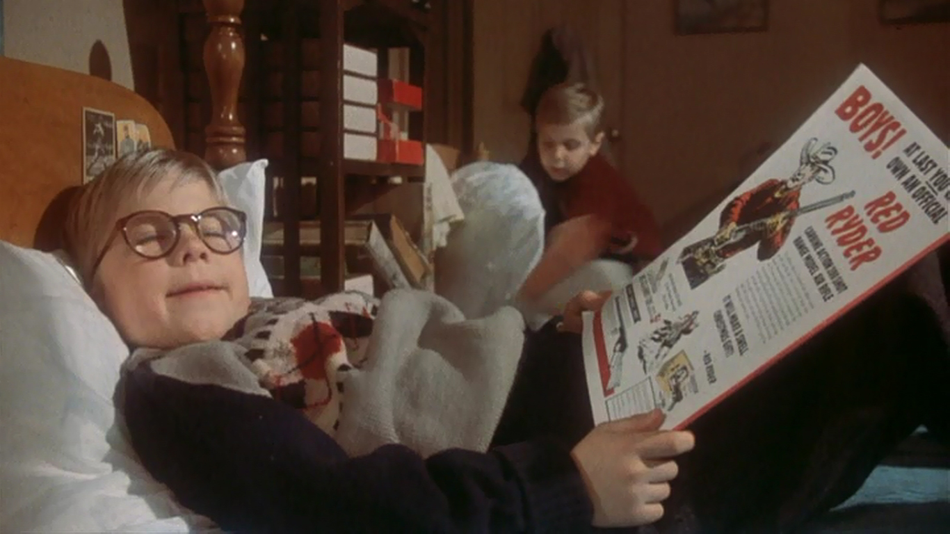 A Christmas Story images A Christmas Story - Ralphie HD wallpaper