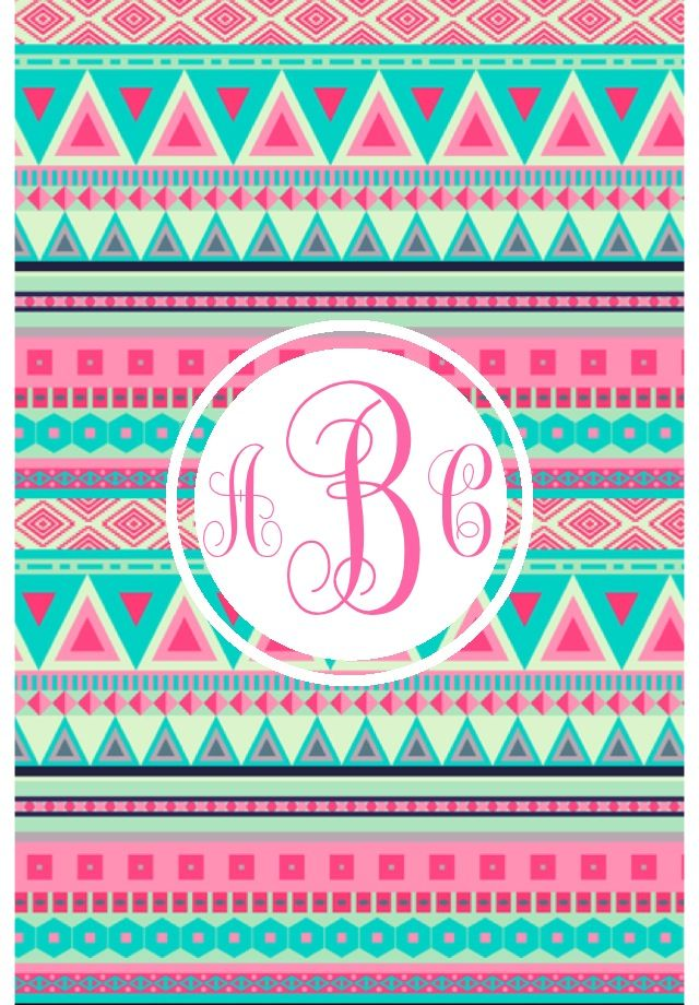 78 Best images about monogram your iphone & ipad on Pinterest