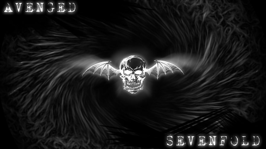 Avenged Sevenfold Deathbat Wallpaper - WallpaperSafari