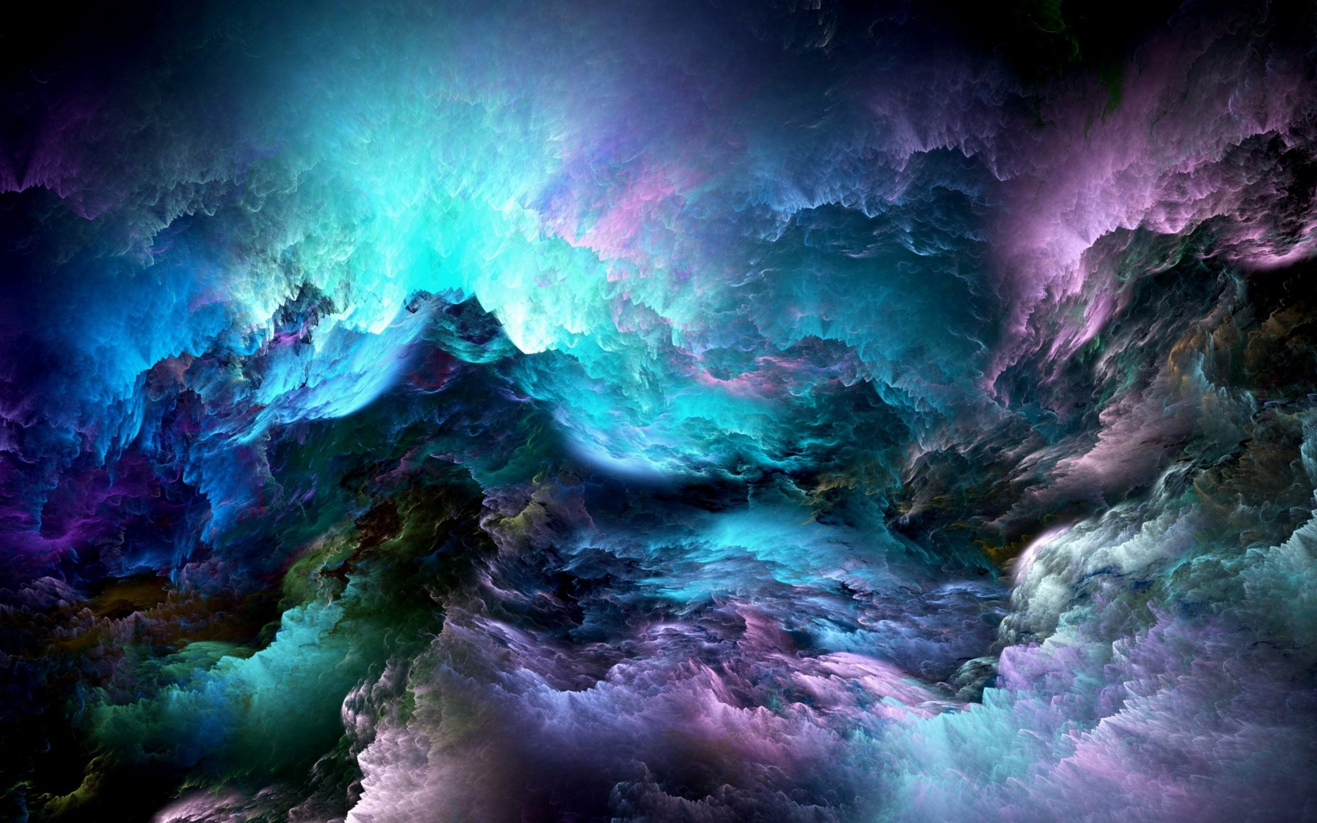 Wallpaper's Collection: «Abstract Art Wallpapers»