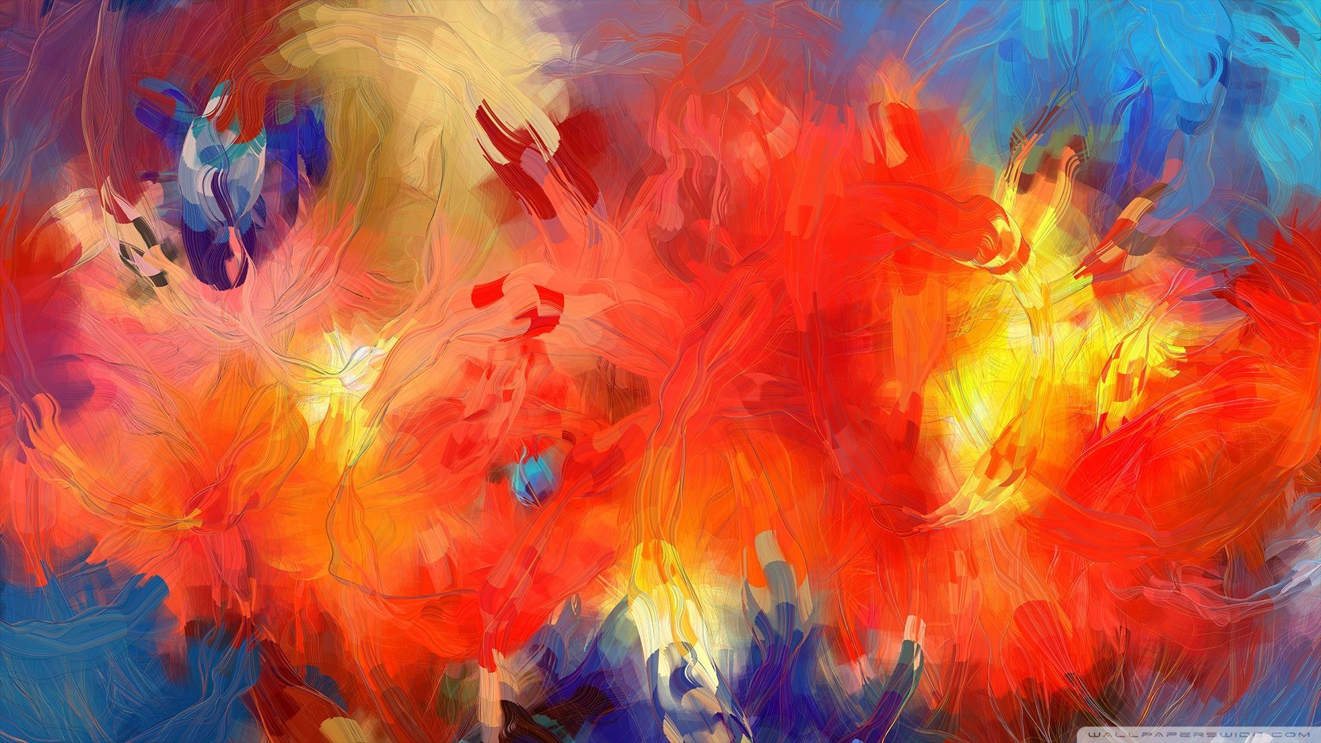 Abstract Art Backgrounds - Wallpaper Cave