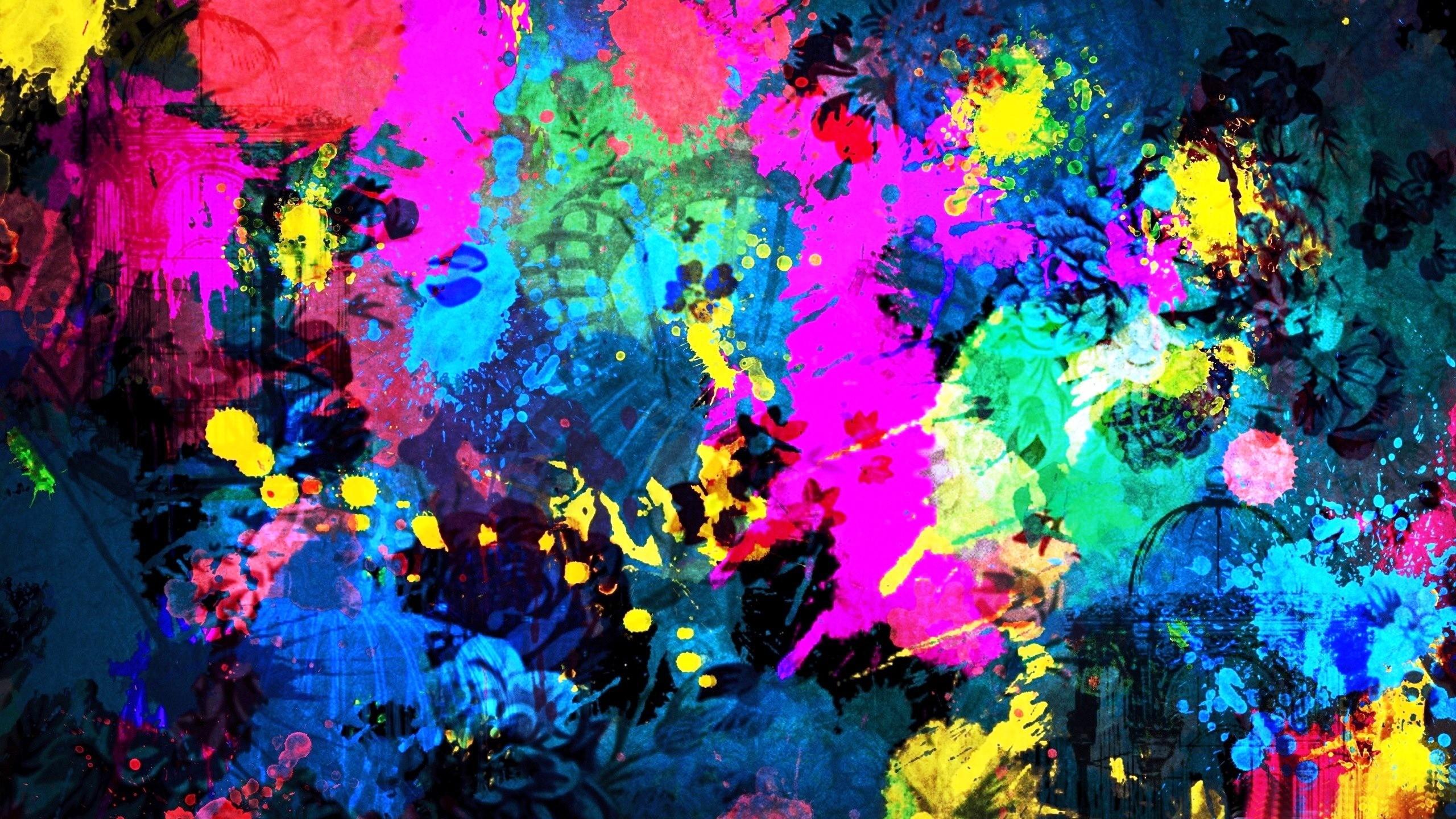Abstract Art Wallpaper Hd 2853 Full HD Wallpaper Desktop - Res