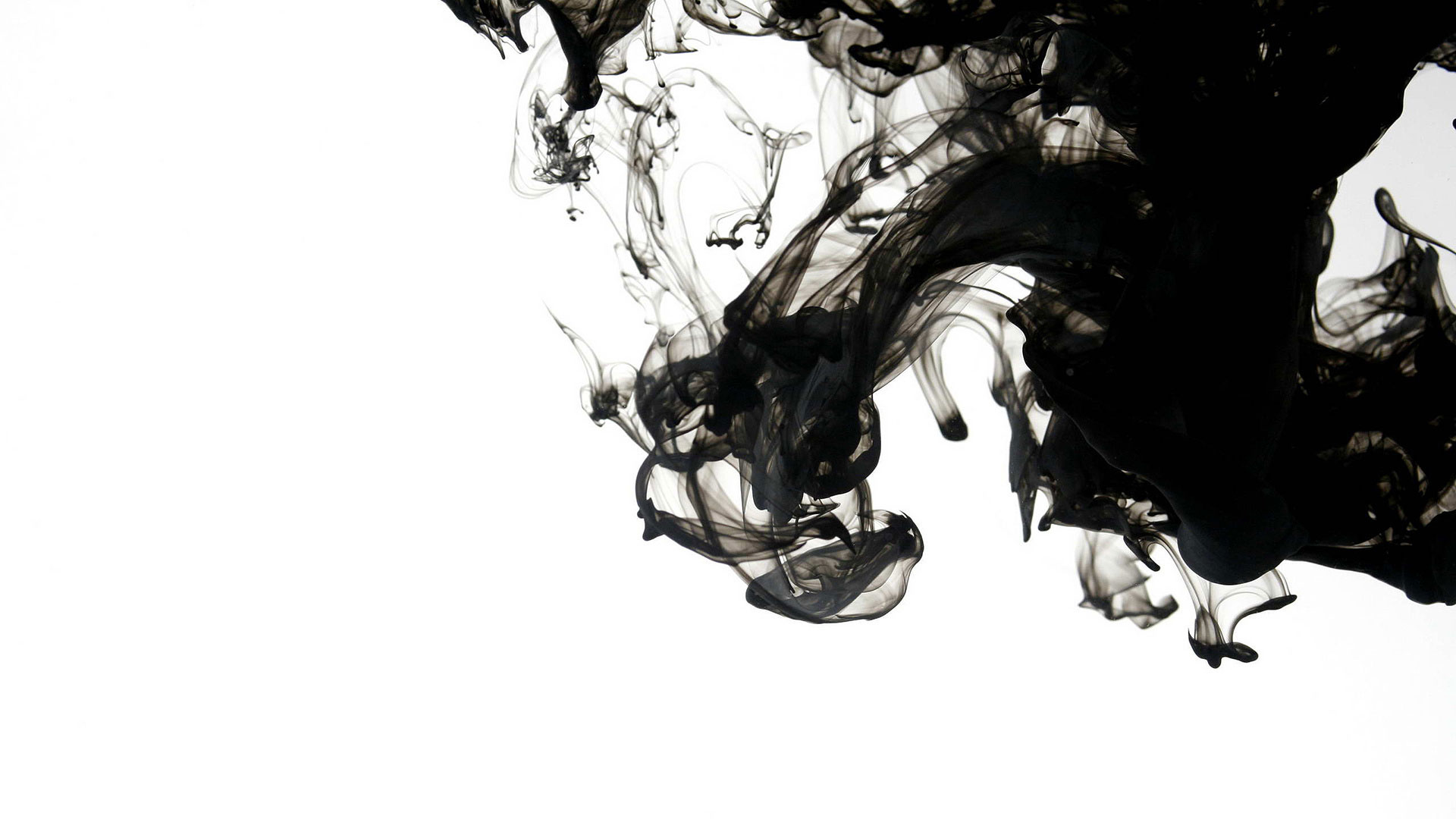 Abstract Black And White Wallpaper