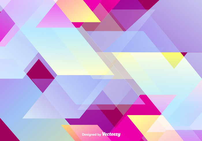 Abstract Colorful Wallpaper Vector Background - Download Free