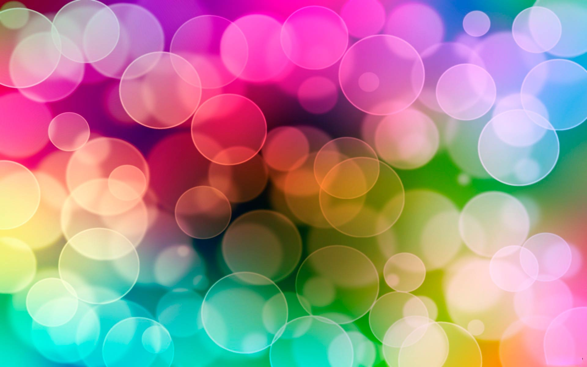 Wallpaper Colorful Abstract