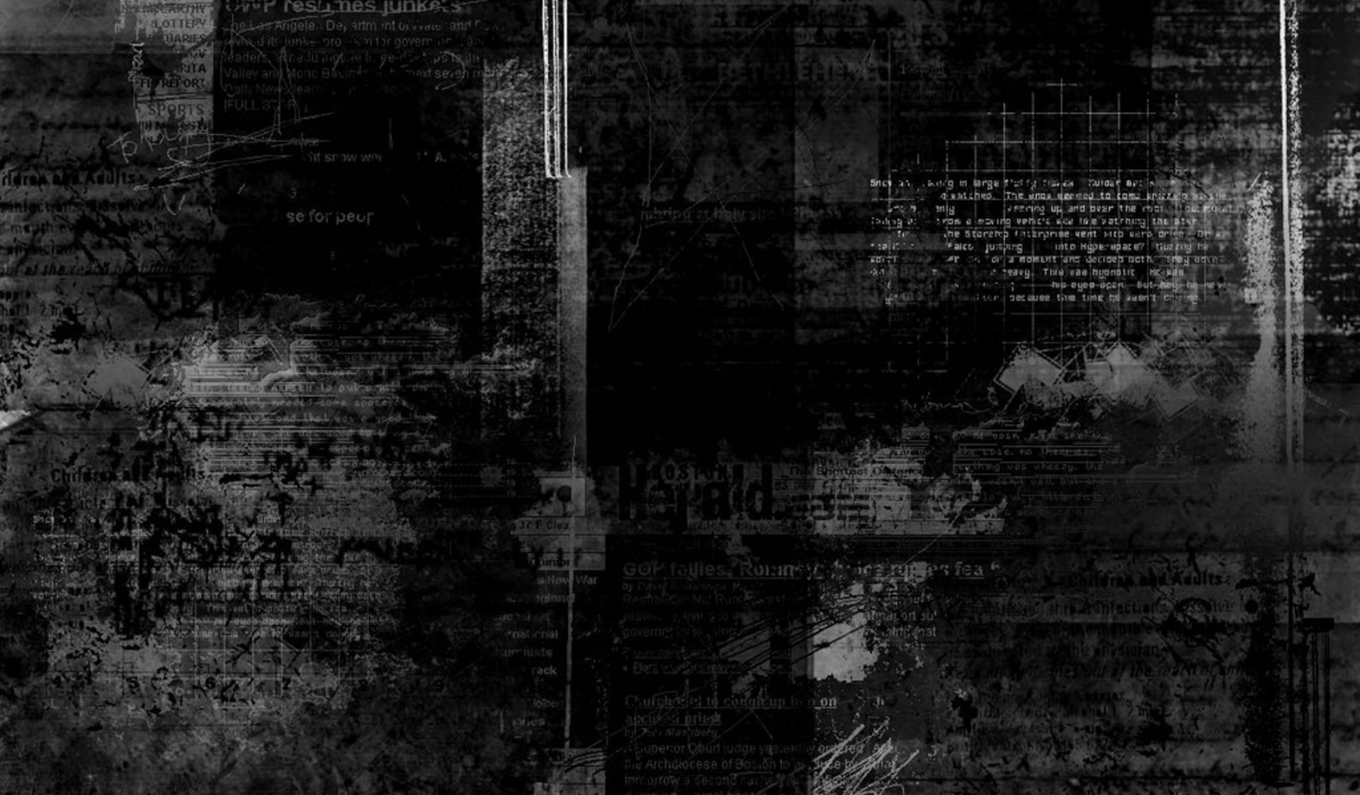 1920x1123px Black Abstract Wallpaper Dark | #312478